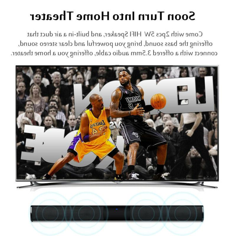 XGODY Bar Bluetooth TV 3D System