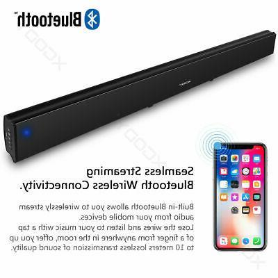 30W Home TV Bar Speaker Subwoofer
