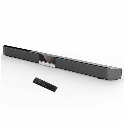 30W Sound System Wireless Soundbar US