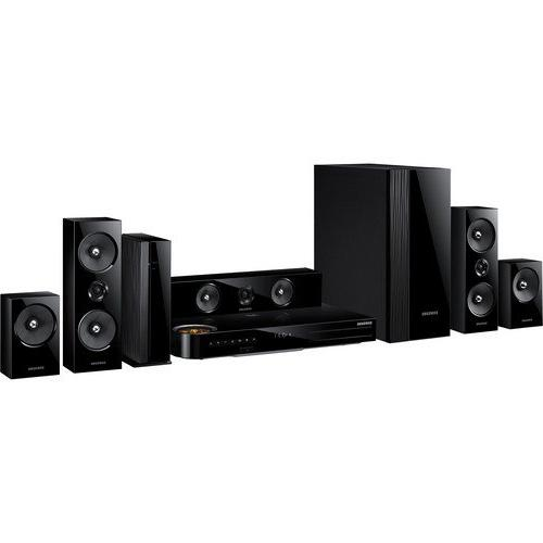 Samsung 1000W 3D Smart Blu-ray Home Theater System