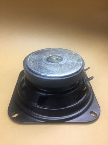 "50 Watt System 4"" Full Home Electronic Vehicle Computer Speaker"
