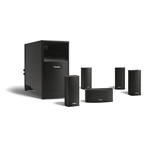 Bose Acoustimass Series V Home Theater System, Black