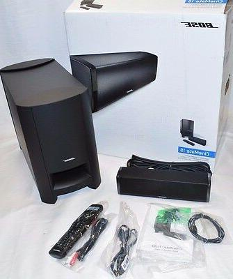 Bose Theater System,