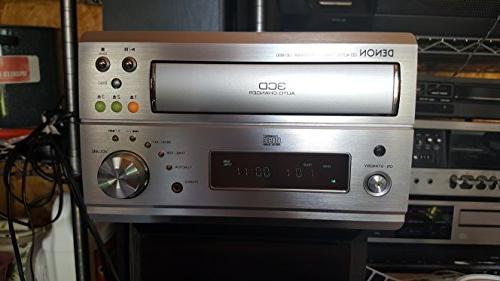 DENON- UD-M50 3CD AUTO CHANGER RECEIVER AM-FM TUNER