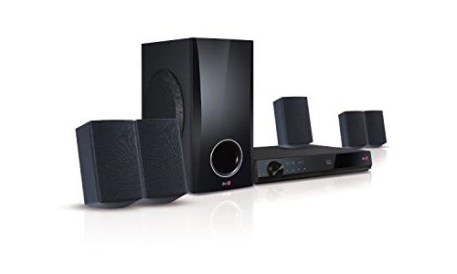 LG Electronics BH5140S 500W Blu-Ray Home Theater System with