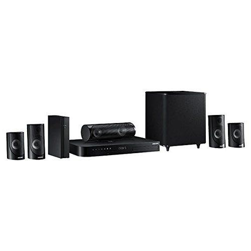 Samsung 1000w 5.1-ch. / Smart Blu-ray System - Black
