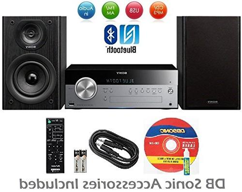 Sony Micro Home Audio System with Wireless NFC