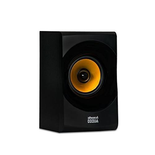 Acoustic Audio AA2170 Home 2.1 Speaker System Tuner USB Multimedia