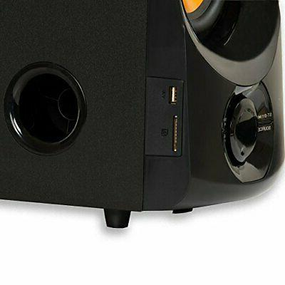 Acoustic - 5.1 System w/ Powered Sub
