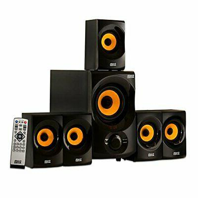 acoustic audio home theater 5 1 bluetooth