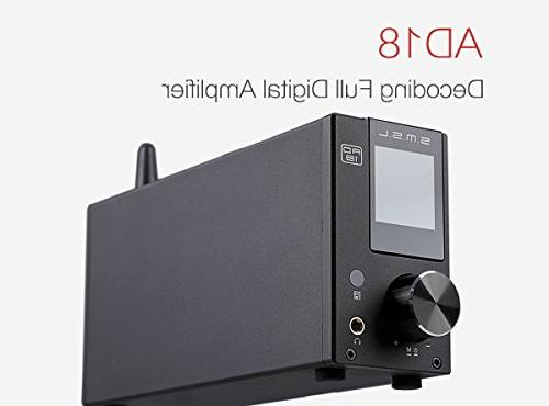 SMSL AD18 80W2 Bluetooth 4 2 HIFI USB DSP