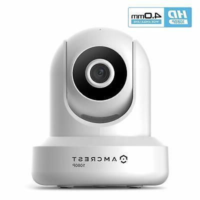 amcrest prohd 1080p wifi wireless security camera ip2m 841w