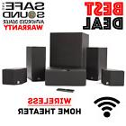 ENCLAVE AUDIO CineHome HD WIRELESS 5.1 HOME THEATER SYSTEM P