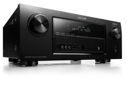 Denon - Home Theater Receiver with HDMI switching and AirPlay?