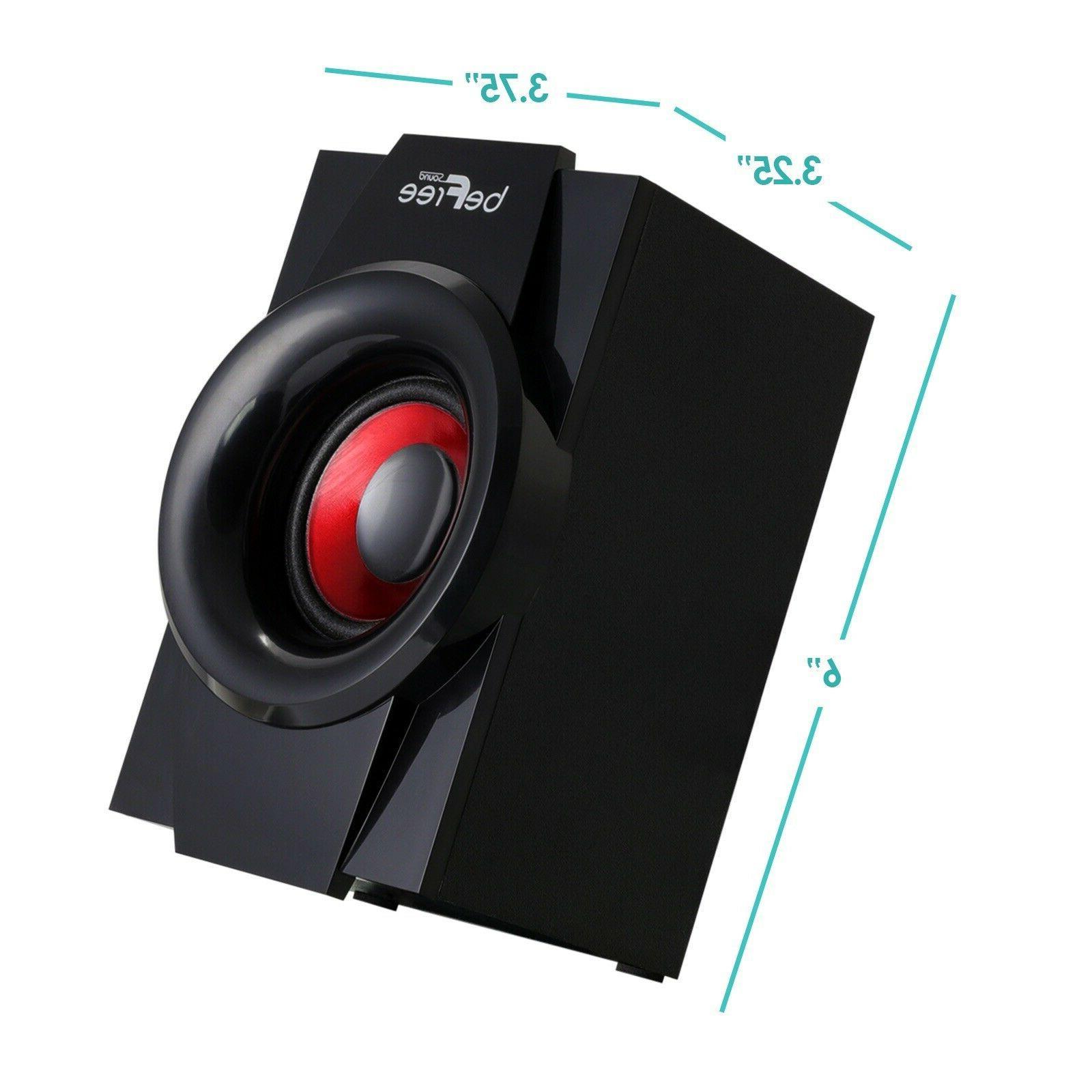 beFree Sound Speaker BFS-410 w Bluetooth FM Radio