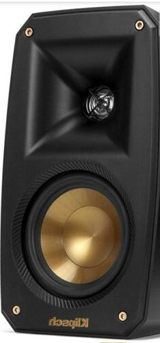 Klipsch Black Reference Pack Sound System