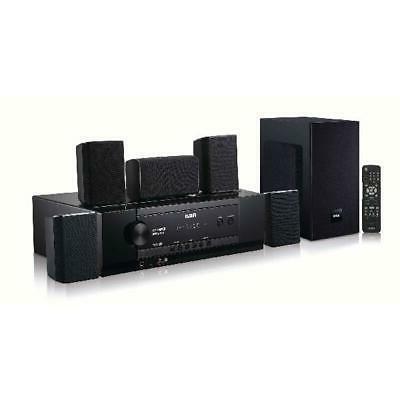Home Theater Surround Sound Speaker System 5.1 Channel Audio
