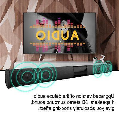 Bluetooth Speaker 3D Sound