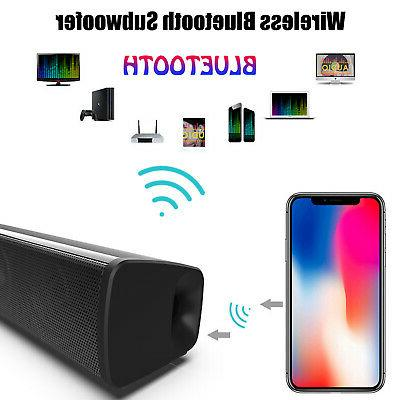 TV Home Theater Bluetooth System Subwoofer