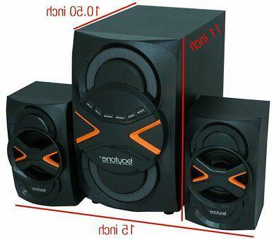 bt 326f 2 1 speaker