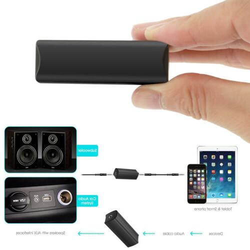 Ground Isolator & For Home Stereo Audio