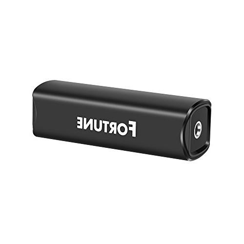 Fortune Ground Noise Isolator for Eliminating Bluetooth Car Audio Stereo System humming hissing buzzing noise 3.5mm Audio