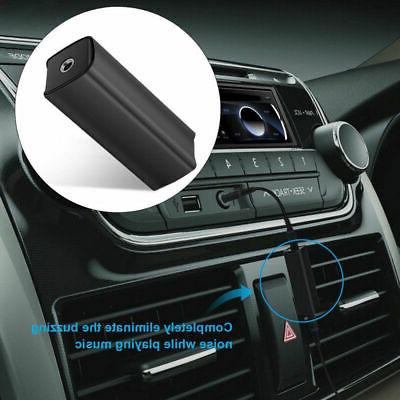 Ground Noise Eliminate Car Home 3.5mm Aux Audio Stereo Y6U3