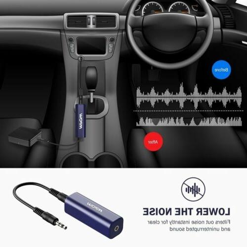 MPOW Ground Loop Isolator for Home & Car Stereo