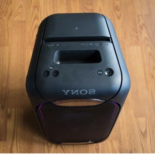 Sony GTK-XB60 Audio System - Bluetooth, NFC, Mode