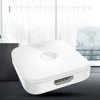 HD 4K Systems Portable Video Splitter TV