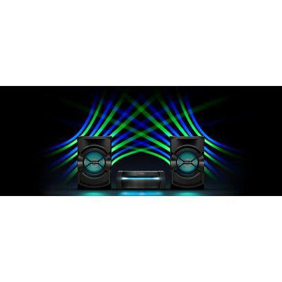 Sony DJ Light Bluetooth Audio System