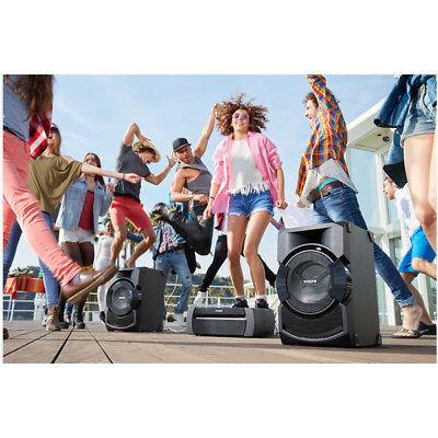 Sony High DJ Bluetooth Audio