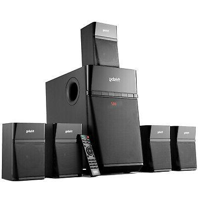home theater 5 1 surround sound system