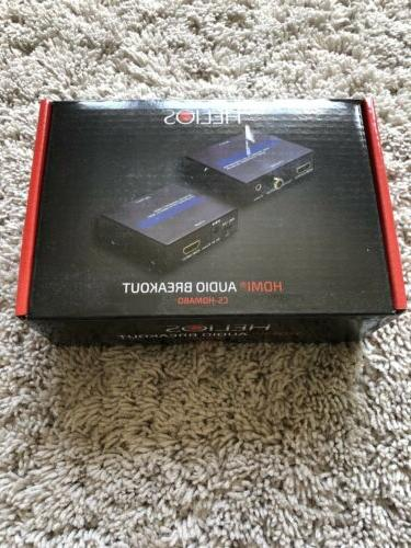 home theater hdmi audio breakout cs hdmabo