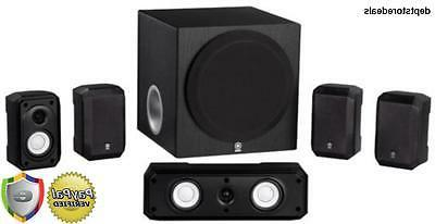 Home Theater Speaker System Surround Sound 5.1 Channel Home