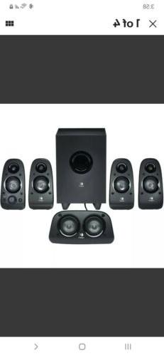 Home Theater Speaker System with Subwoofer Surround Sound Ho