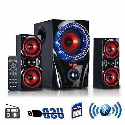 home theater stereo audio system bass sound