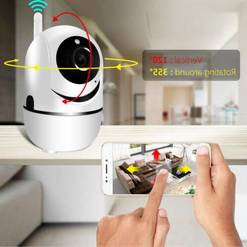 ANRAN IP Wireless Security CCTV Camera System PT Smart Talk Audio 1080P Home IR