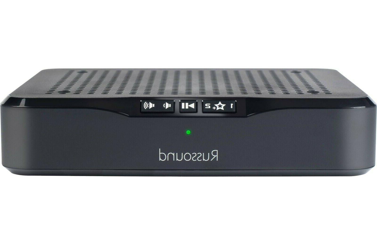 Russound MBX-AMP Wi-Fi Streaming Zone Amplifier Bluetooth Au