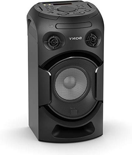 Sony High Power Audio Bluetooth Karaoke Bundle