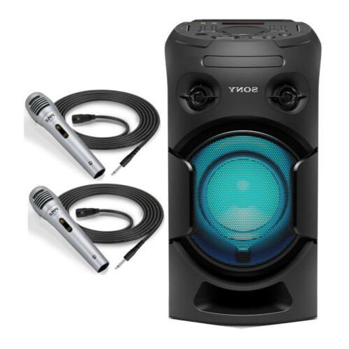 mhc v21 power audio system