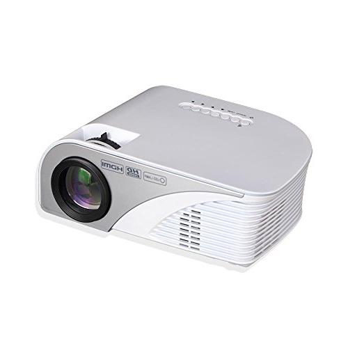 Digital Multimedia Projector 1080p Support with Up to 120 Di