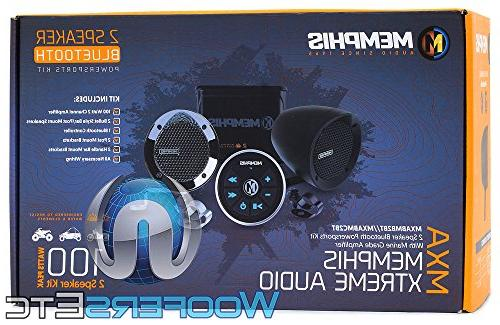 """Memphis 3"""" Style Kit with Bluetooth"""