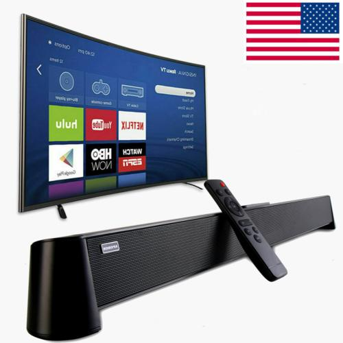 powerful tv home theater soundbar bluetooth sound