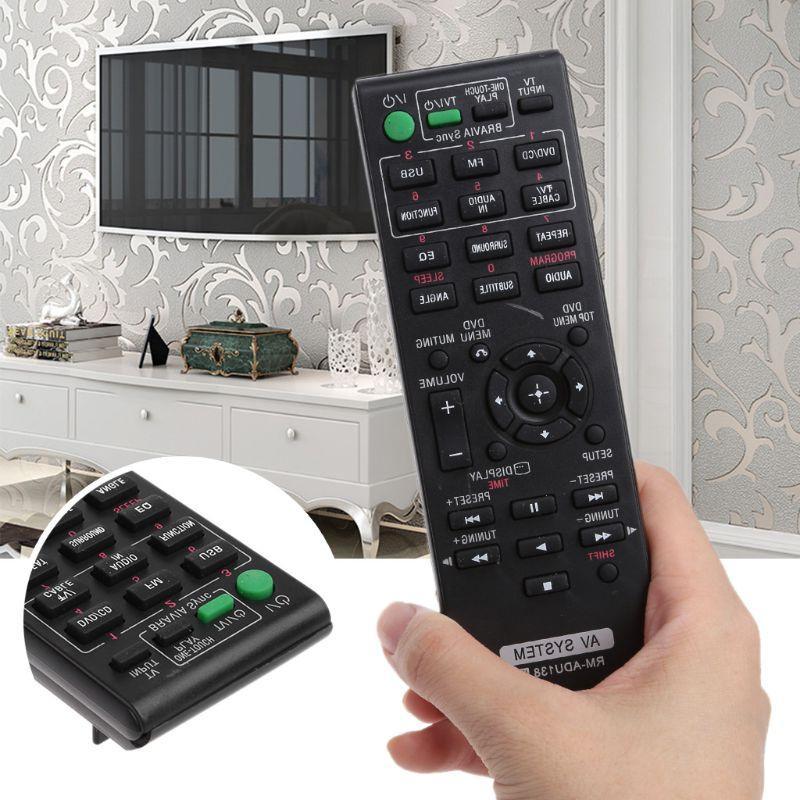 <font><b>Audio</b></font> Video Receiver <font><b>Sony</b></font> AV <font><b>System</b></font> HBD-TZ130 Television Replacement