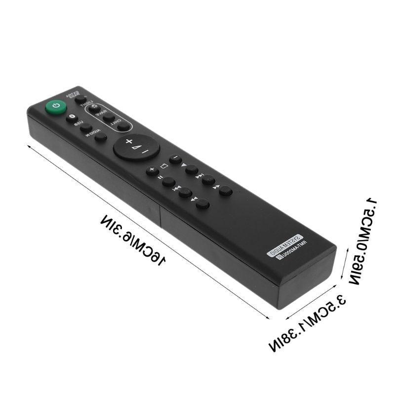 Remote Control Replacement for <font><b>Home</b></font> GTK-XB7 GTKXB7