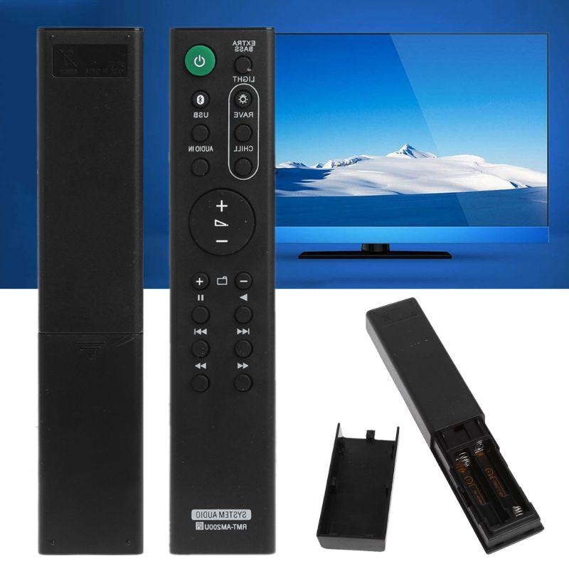 remote control tv television replacement rmt am200u