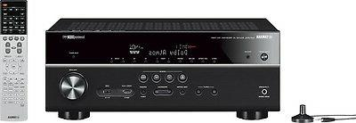 Yamaha RX-V681 7.2-Channel 4K AV Receiver With WiFi/Bluetoot