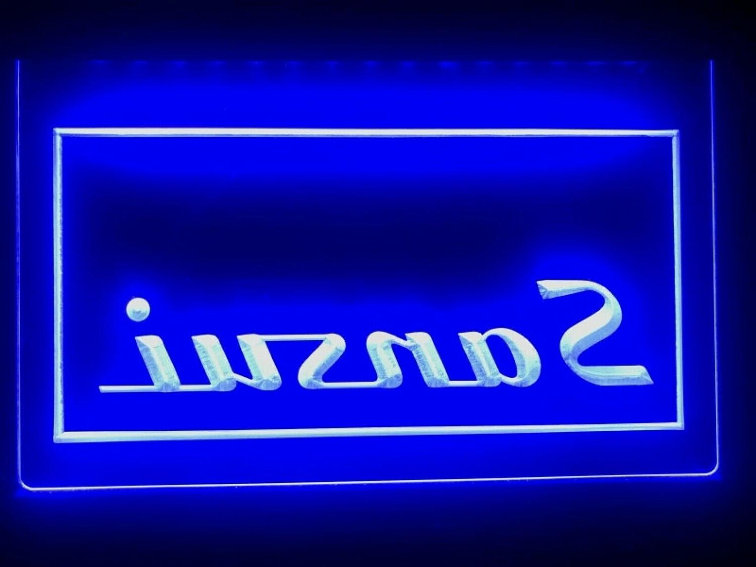 Sansui Home Theater Audio System LED Neon Light Sign 30x20 c