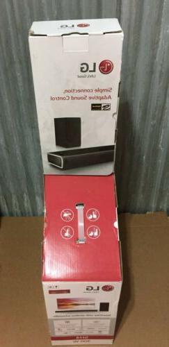 LG SH4 Sound Wireless System